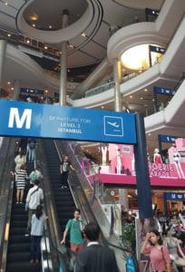 Terminal 21 Shopping Center in der Nähe von Soi Cowboy