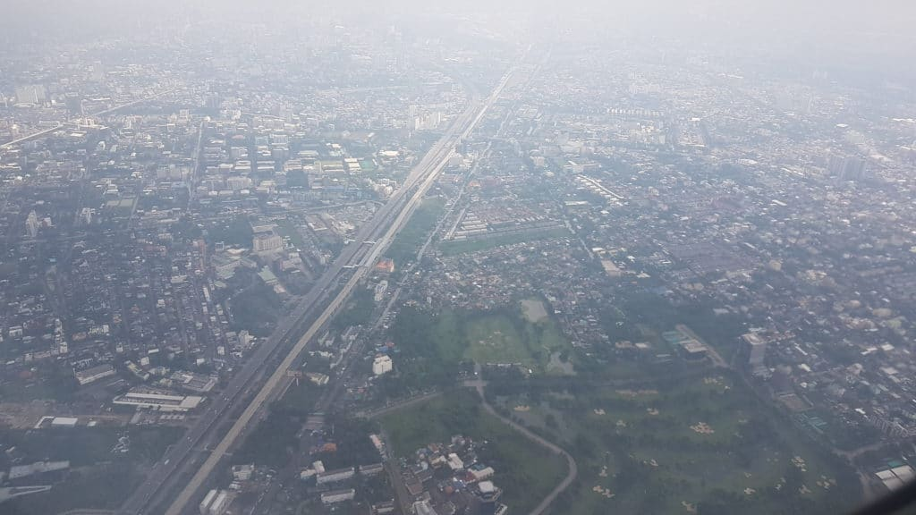 Flieger Bangkok Chiang Mai