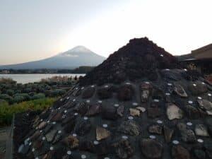 Der kleine und der große Fuji