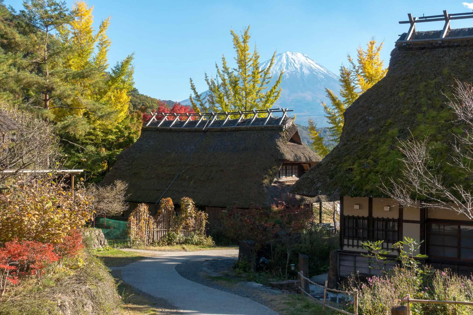 Freilichtmuseum Iyashinosato