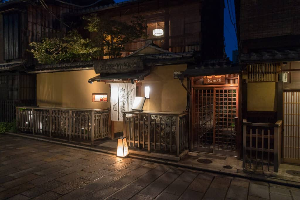 Gasse in Gion