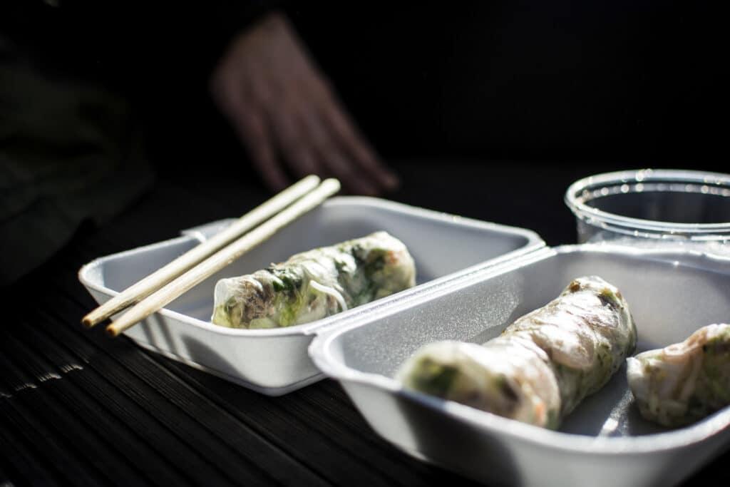 Essen aus Vietnam das du probieren solltest - Platz 5  - Frühlingsrollen